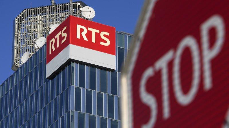 Genève: initiative cantonale pour conserver l'actualité télévisuelle de la RTS