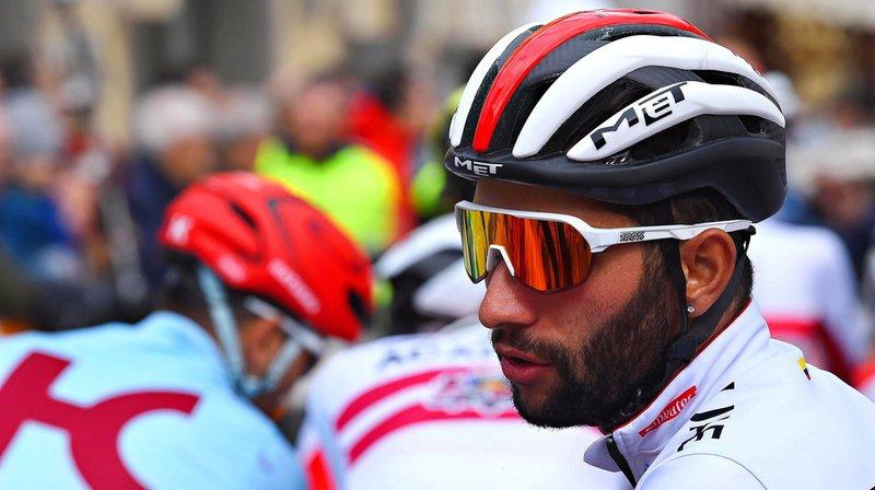Cyclisme - Tour d'Italie: l'Italien Elia Viviani déclassé de la 3e étape, victoire du Colombien Fernando Gaviria