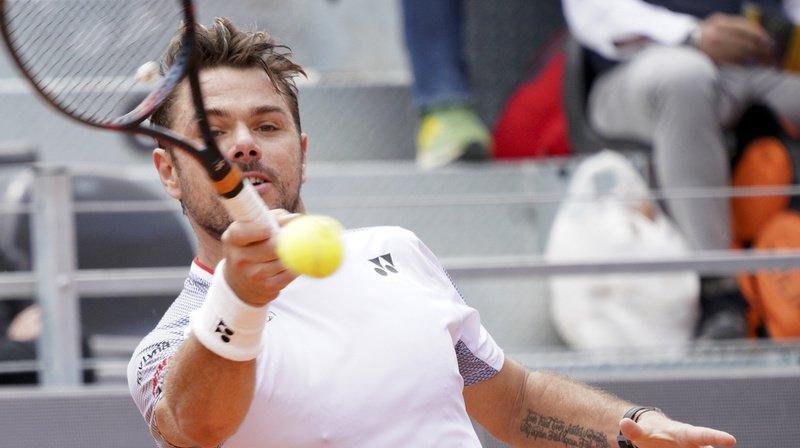 Tennis: Stan Wawrinka disputera le Geneva Open