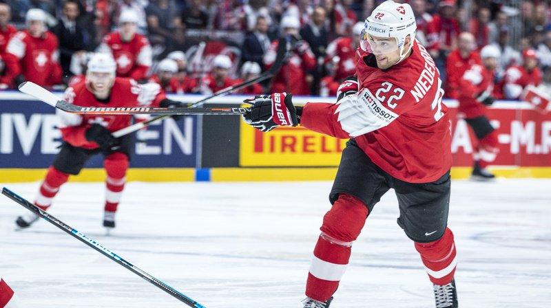Hockey - Mondiaux 2019: la Suisse s'incline sur le fil 5-4 face à la République tchèque