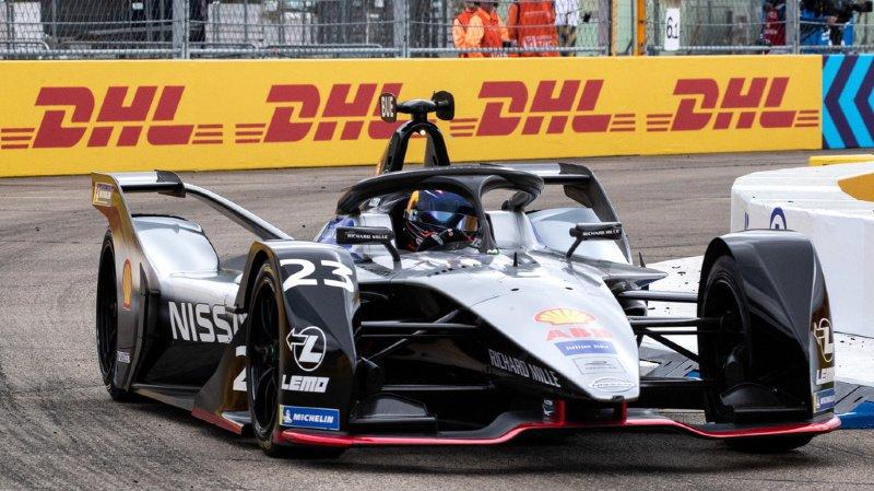Formule E: premier podium pour le Vaudois Sébastien Buemi à Berlin