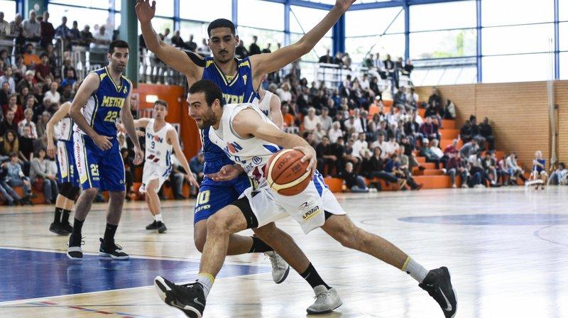 Finale LNB: les Nyonnais s'imposent face à un Meyrin Basket coriace