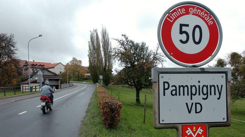 Pampigny: un accident de la route fait un blessé grave