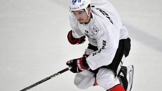 Hockey - Mondiaux 2019: Damien Riat laisse sa place à Sven Andrighetto