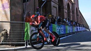 Cyclisme - Tour d'Italie: le Néerlandais Tom Dumoulin abandonne