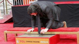 Cinéma: Keanu Reeves laisse son empreinte dans la matrice d'Hollywood