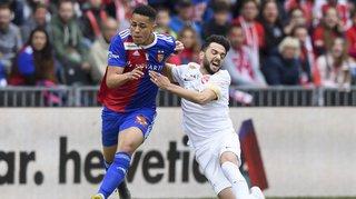 Football: le FC Bâle remporte la Coupe de Suisse face à Thoune