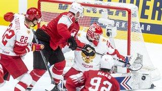 Hockey – Mondiaux 2019: la Suisse encore une fois trop juste contre la Russie