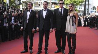 Cannes: Tarantino fait à nouveau vibrer la Croisette