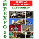 Exposition de modèles réduits - AMPexpo 2019