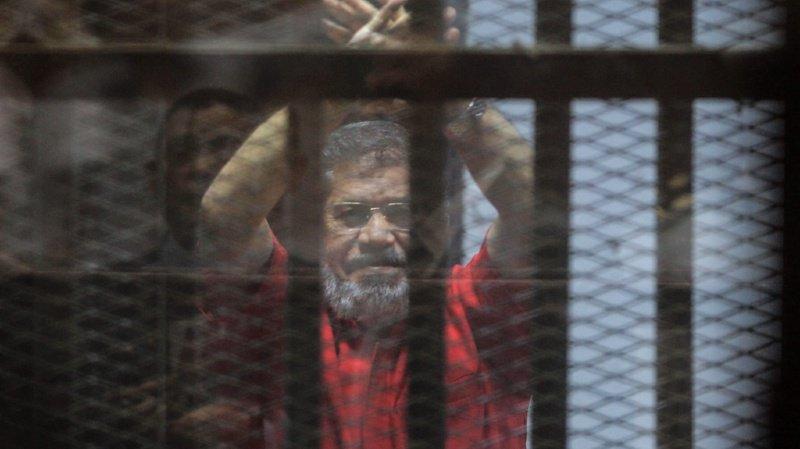 Mohamed Morsi a été président de la République égyptienne de 2012 à 2013.