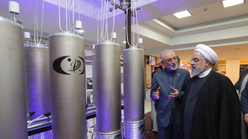 Le gouvernement d'Hassan Rouhani n'entend pas se laisser intimider par les pressions américaines.