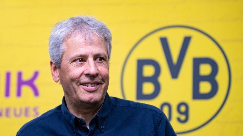 Lucien Favre reste en jaune et noir pour au moins deux saisons.