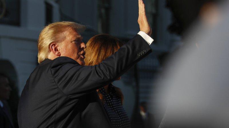 Etats-Unis: une femme affirme avoir été violée par Donald Trump dans les années 90