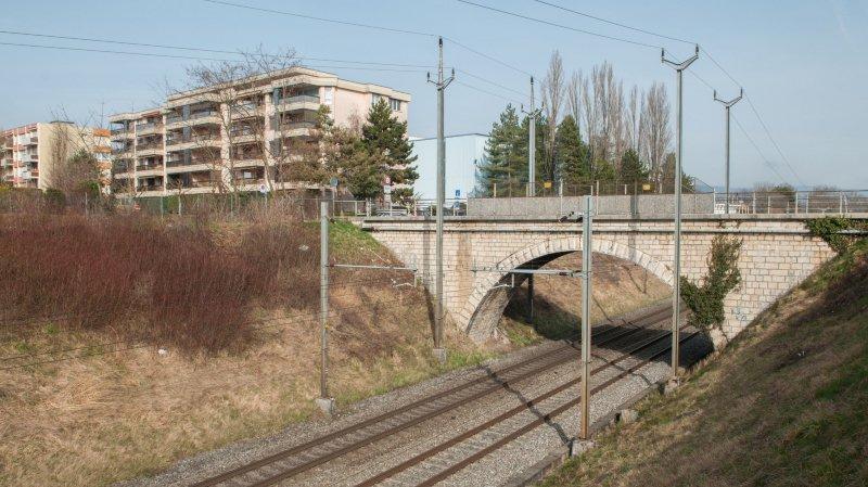 Le pont de la Redoute fait son grand retour devant le conseil communal de Nyon.