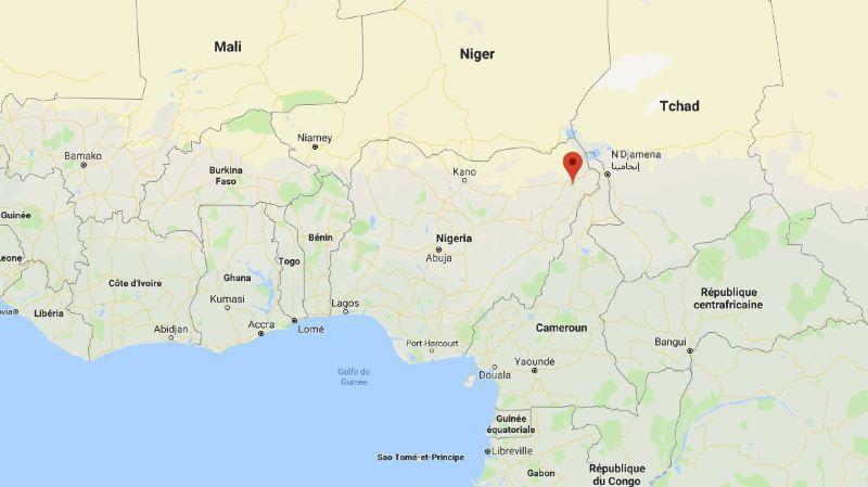 Le drame s'est produit près de la frontière avec le Tchad, une zone où Boko Haram frappe souvent.