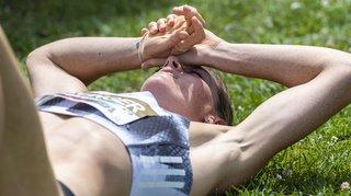 Athlétisme: Lea Sprunger, 3e, déçoit au 400 m haies de l'AtletiCAGenève