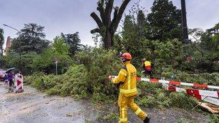 Tempête du 15 juin: Axa estime les dégâts à environ 3 millions de francs