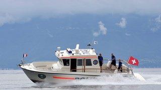 Lac Léman: le corps du pêcheur disparu en mars près de La Tour-de-Peilz retrouvé par 170 m de fond