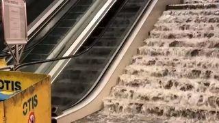 Nyon: ascenseur et escalators hors-service à la gare du Nyon-St-Cergue