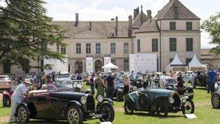 Le Concours d'Elégance automobile de Coppet en images