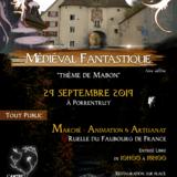 Marché Médiéval Fantastique - Thème Mabon