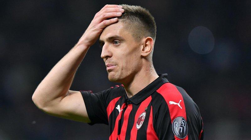 Krzysztof Piatek et ses coéquipiers ne pourront pas disputer l'Europa League la saison prochaine. (Archives)