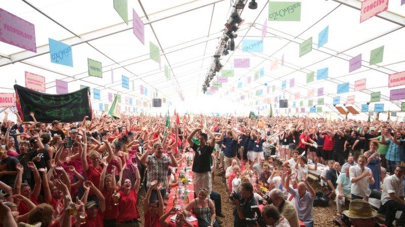 De Colombier à Savigny, la Cantonale des Jeunesses campagnardes démarre ce mercredi