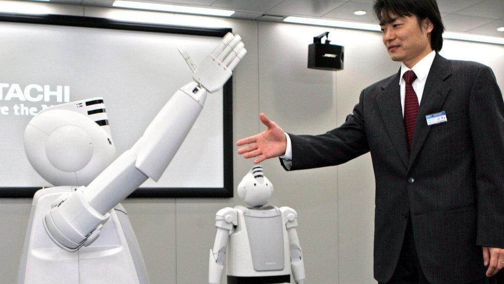 Les robots et l'intelligence artificielle se sont développés dans de nombreux secteurs de la vie quotidienne.