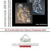 Exposition peintures - Collection Imagine
