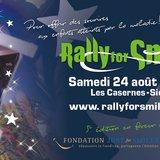 Rally for smile - Des étoiles plein les yeux