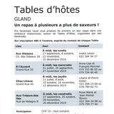 """Table d'hôtes """"À l'Auvent"""""""