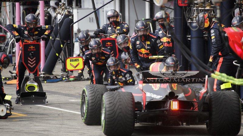 En Formule 1, tout peut se jouer sur quelques centièmes (archives).
