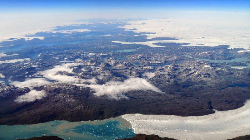 Il y a plus de 180'000 sites archéologiques à travers l'Arctique.