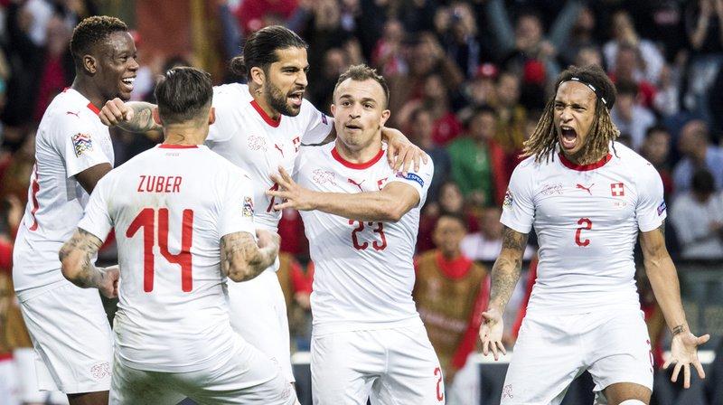Football – Euro 2020: l'équipe de Suisse recevra la Géorgie à Saint-Gall