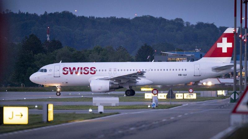 Transport aérien: pour la seconde fois en 2019, Swiss augmente le prix des sièges