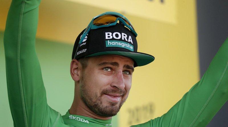 Cyclisme - Tour de France: Peter Sagan remporte la cinquième étape