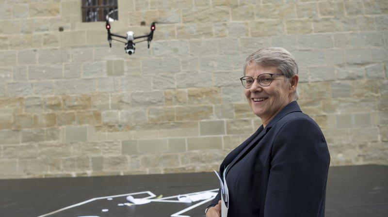 Le canton de Vaud cadre les vols de drones