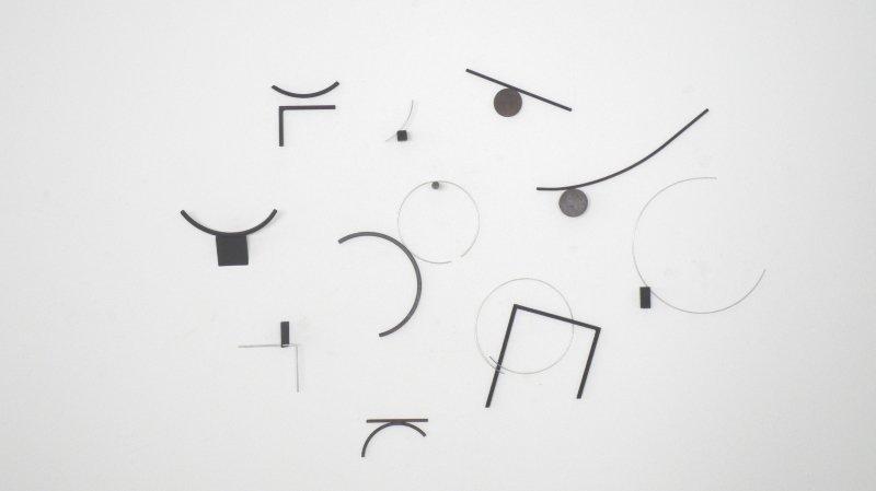 Jean Mauboulès « Sculptures, collages , reliefs »