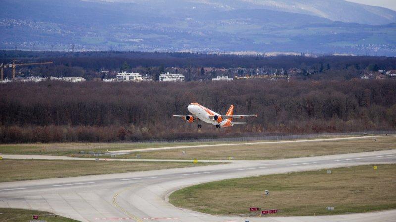 Les mouvements d'avions ont été moins nombreux l'an dernier à Cointrin. Du coup, les nuisances aussi!