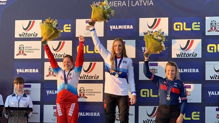 Zoé et Vincent Claessens titrés aux Championnats d'Europe
