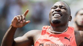 Athlétisme - Résisprint: record et limite pour Alex Wilson sur 100 m et 200 m