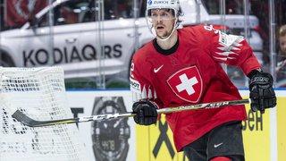 NHL: Gaëtan Haas quitte le CP Berne pour les Edmonton Oilers