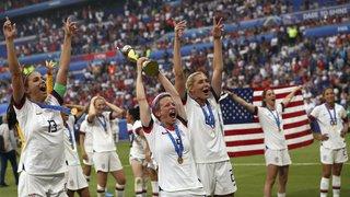 Football – Mondial féminin 2019: les Américaines n'iront pas célébrer leur titre à la Maison Blanche