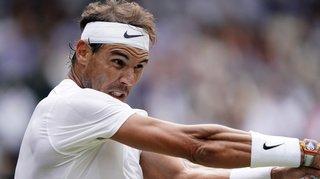 Tennis - Wimbledon: Rafael Nadal écrase João Sousa et file en quarts de finale