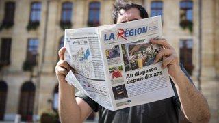 Affaire «La Région»: 820 signatures contre le départ de la rédactrice en chef du journal