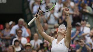 Tennis - Wimbledon: Simona Halep affrontera Serena Williams en finale