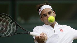 Tennis – Wimbledon: Federer bat Nishikori et affrontera Nadal en demi-finale