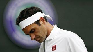 Tennis: Federer échoue à un point d'un 21e titre majeur