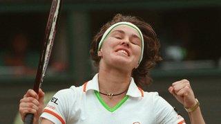 Tennis: le 5 juillet 1997, Martina Hingis remportait Wimbledon à l'âge de 16 ans